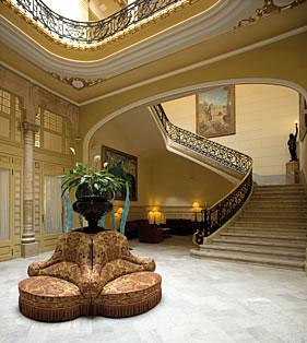 Vestíbul Palau Reial