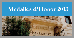 Medalles d'Honor 2013